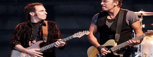 Springsteen es terrenal