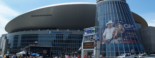 Concierto 18 Noviembre, Nashville Tennessee