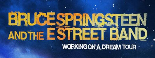 Jon Landau anuncia que habra dvd de la gira WOAD