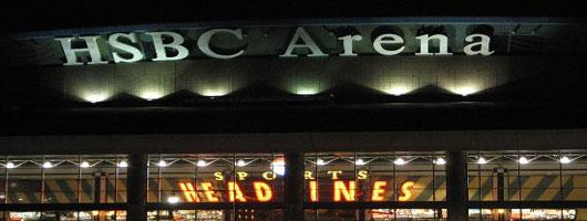Concierto 22 Noviembre, Buffalo New York