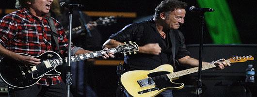 Bruce Springsteen en diciembre en Digital +