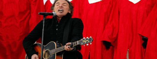 Springsteen nominado a cuatro premios Grammy