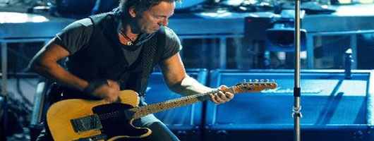 Springsteen galardonado con el Kennedy Center Honor