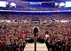 Concierto de New Jersey, Metlife, 19-09-2012