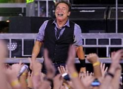 Concierto de New Jersey, Metlife, 21-09-2012
